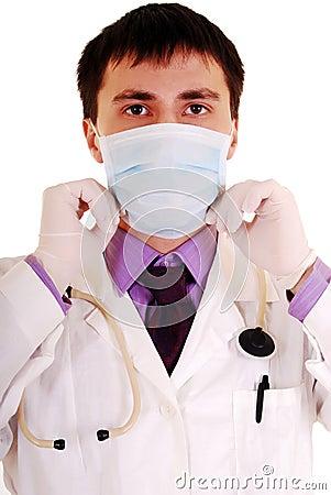Work doctor.