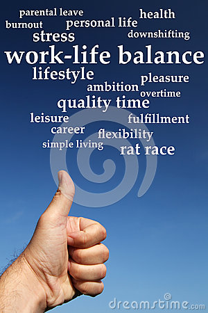 Free Work-life Balance Stock Image - 28966271