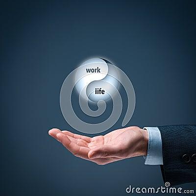 Free Work Life Balance Stock Photography - 58217352