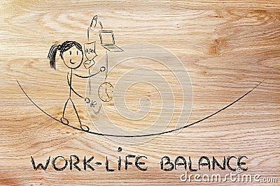 Work life balance & managing responsibilities: working mother ju
