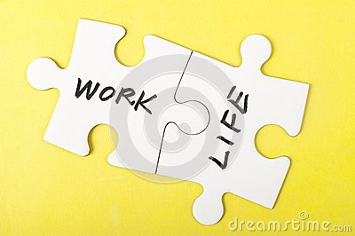 Work and life words