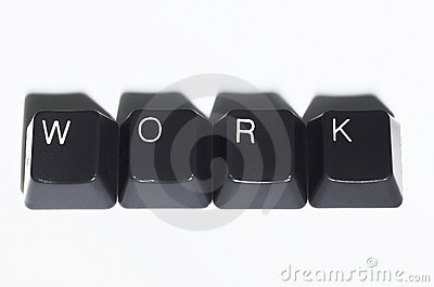 Work Spelled Out