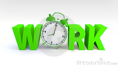 WatFile.com Download Free Work Time Stock Images - Image: 20048124