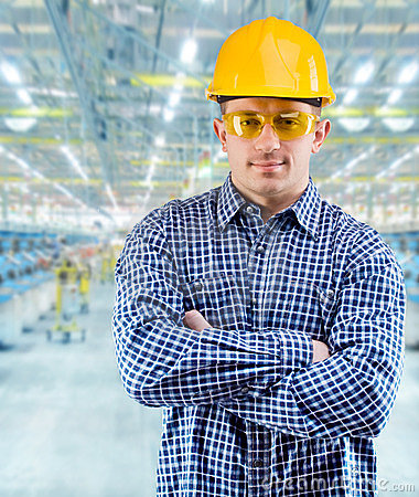 Free Worker At Work Royalty Free Stock Photography - 24179287