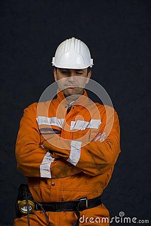 Worker facing problem