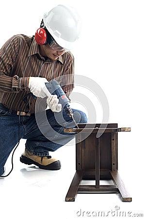 Worker focus drilling
