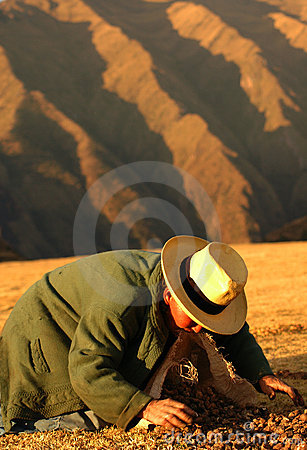 Free Workers From Peru Stock Photo - 190790