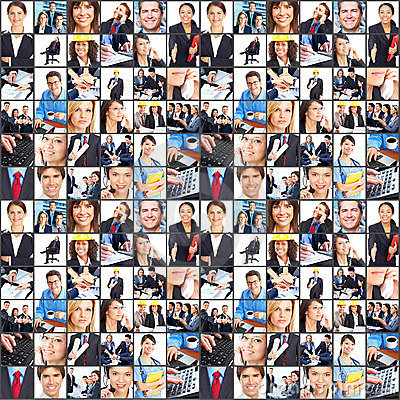 Free Workers People Royalty Free Stock Photos - 13016748