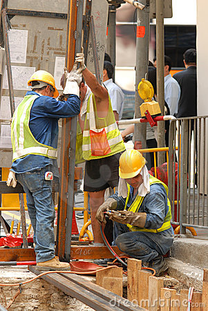 Workers at Street Level