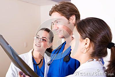 Working doctors