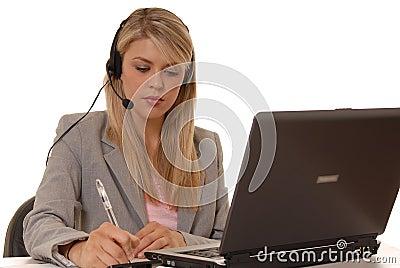 Working Help Desk