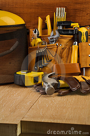 Free Working Tools Stock Photography - 20370542