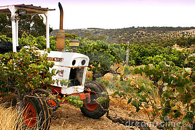 Working Tractor