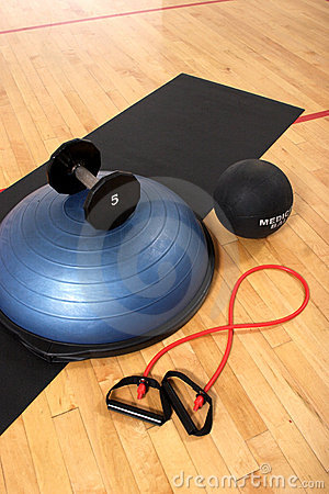 Free Workout Equipment Stock Images - 4514934