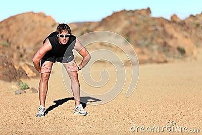 Workout outdoor runner