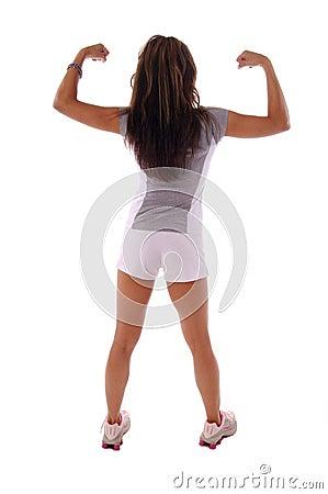 Workout Woman 7