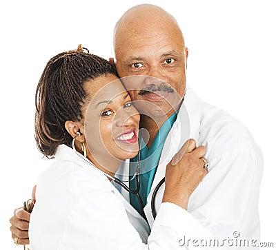 Workplace Romance - Doctors in Love