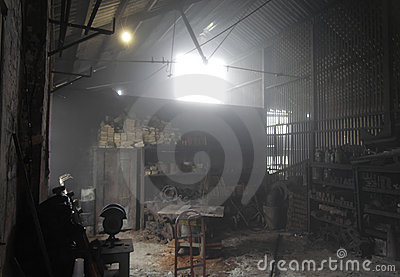 Workshop in the Fog