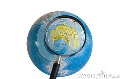 World 3D Puzzle (Australia)