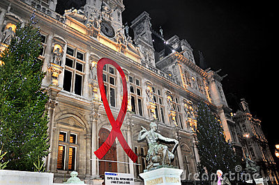 World AIDS Day Editorial Photo