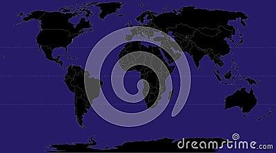 World (black)