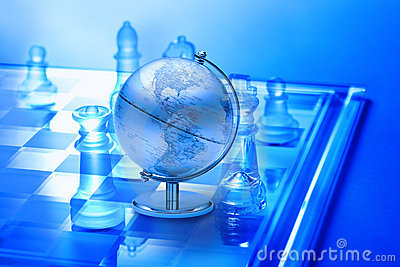 World Business Strategy Chess