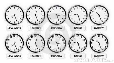 World Clocks(Time)