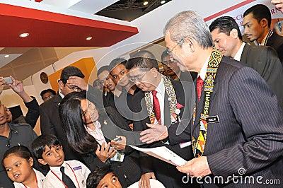 World congress on Information Editorial Stock Photo