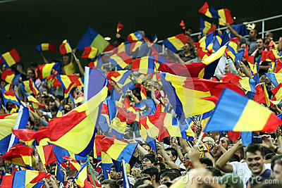 World Cup 2014 Preliminaries: Romania-Andorra Editorial Photography