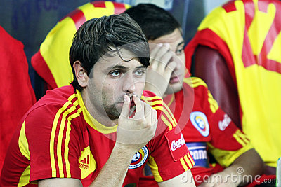 World Cup 2014 Preliminaries: Romania-Andorra Editorial Stock Photo