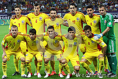 World Cup 2014 Preliminaries: Romania-Andorra Editorial Photo