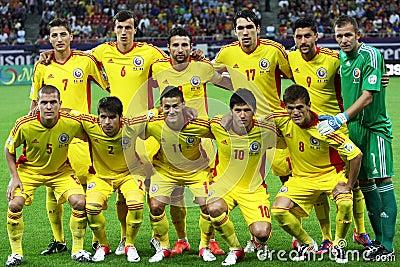 World Cup 2014 Preliminaries: Romania-Andorra Editorial Photo