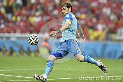 World Cup 2014 Editorial Stock Image