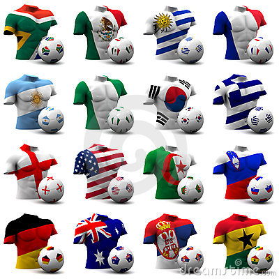 World Cup Soccer - South Africa 2010