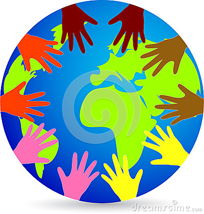 World diversity Vector Illustration