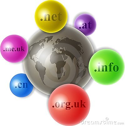 World of domains