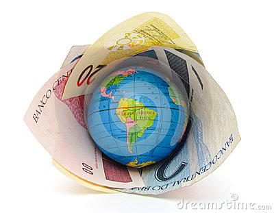 World dominated by the Brazilian currency