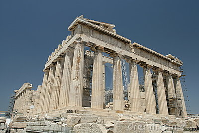 World Famous Parthenon
