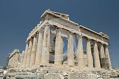 World Famous Parthenon
