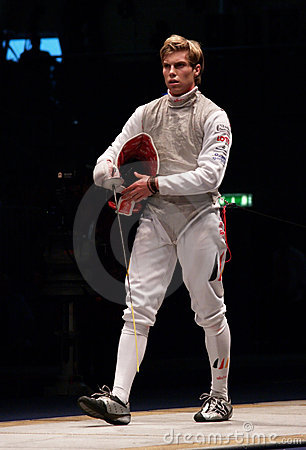 World Fencing Championship 2006 - Joppich Editorial Stock Photo