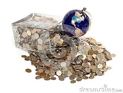 World financial crisis.