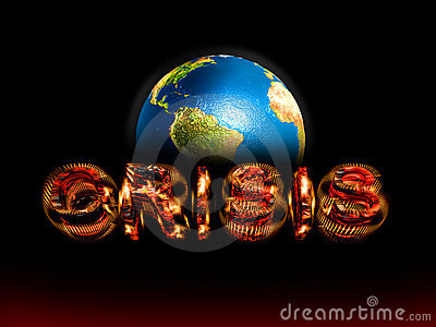 The world  financial crisis