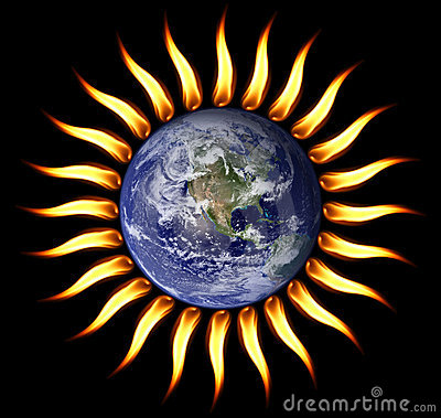 World On Fire Our Planet Is Turning Into A Sun Royalty