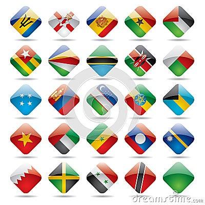 World flag icons 5