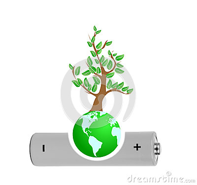 World get energy from the tree