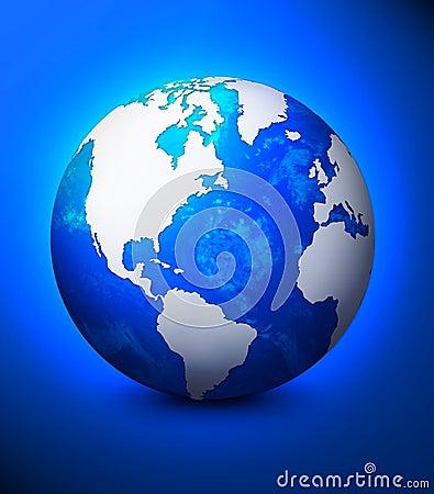 Free World Globe Stock Photos - 1645643