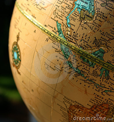 Free World Globe Stock Photography - 244092