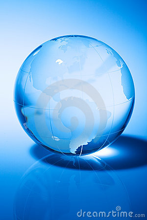 Free World Globe Stock Image - 2892711