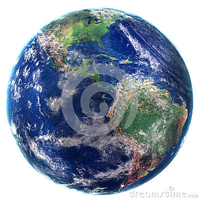 Free World Globe Stock Photography - 39940012