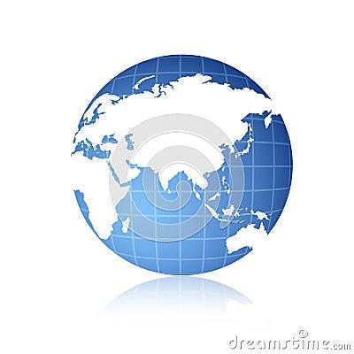 Free World Globe  Stock Photos - 4082123
